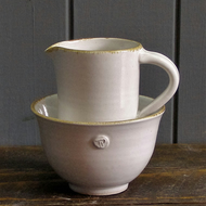 Milk and Sugar Set - Hand Thrown Pottery