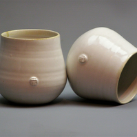 Brandy Cups - Hand Thrown Pottery