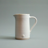 Half ltr Milk Jug - Hand Thrown Pottery