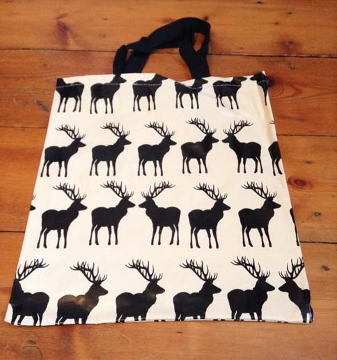 B&W Stag TOTE