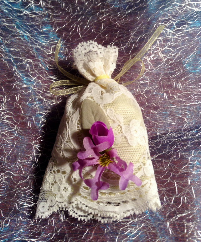 Pretty little lavender bag