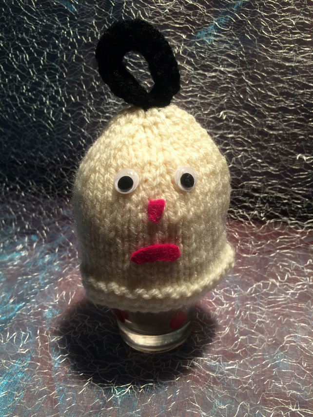 Little Knitted Character Egg Cosy
