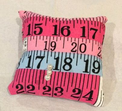 Tape Measure pincushion