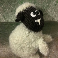 Little wooly sheep