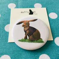 March Hare Magnet