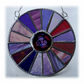 Summer Berr yColour Wheel Suncatcher Stained Glass 003