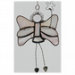 Fairy Angel Suncatcher Stained Glass white Christmas 017
