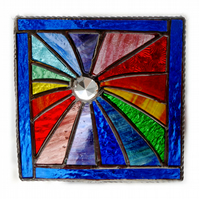 Handmade Stained Glass Suncatchers And Decorations On Folksy