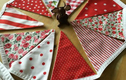 Wall hanging, bunting etc