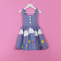Girl's Rainy Day Dress