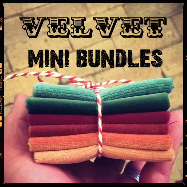 velvet mini bundle