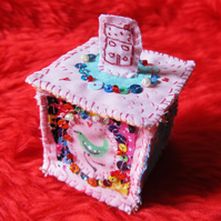 Crafty House Box