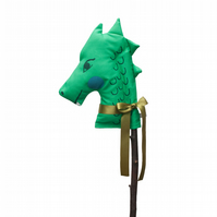Dragon Hobby Horse  - Perfect for Imaginative Play and Games