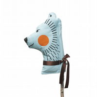 Blue Bear Hobby Horse Perfect for Dressing Up Games and Imaginative Play