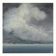 A sudden storm reproduction fine art print from my original watercolour