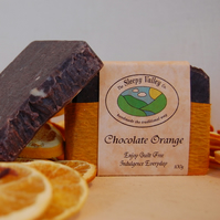 Chocolate Orange Bar