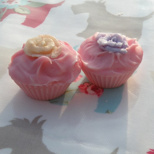 Petit Four Wedding Favour Soaps