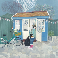 Jane's Shed
