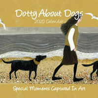 Dotty About Dogs 2020 Calendar