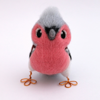 Needle Felted Chaffinch