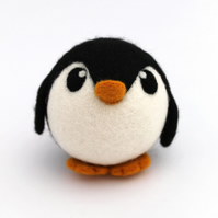 Needle Felted BIG Penguin
