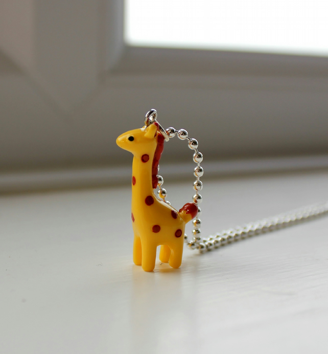 Little Giraffe Necklace - BACK IN STOCK!