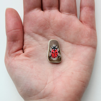 Teeny Tiny Ladybird Trinket