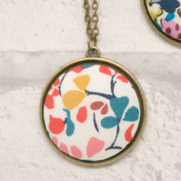 Liberty of London Nina Taylor Fabric Pendant