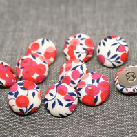 Liberty of London Wiltshire Fabric Buttons