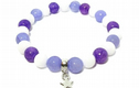 GEMSTONE BRACELETS - With Charms