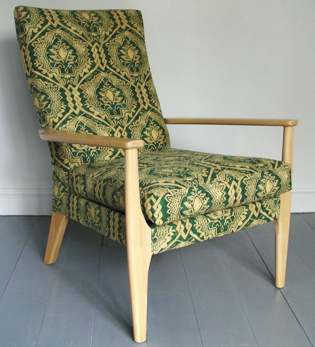 Vintage Parker Knoll Chair Folksy