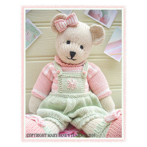 Free Toys, Dolls & Stuff Animals Knitting Patterns | KnittingHelp.com