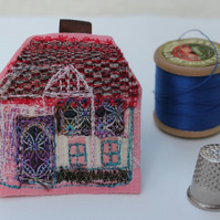 Little House Brooch