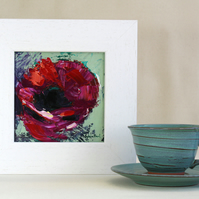 Poppy Original Painting