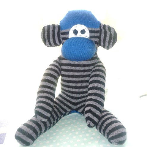 Alfie the monkey