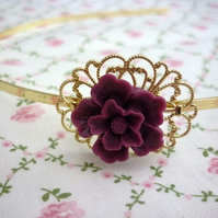 *Summer sale*  vintage sakura headband