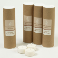 Soy Wax Unscented Tealights