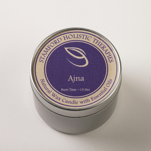 Ajna Tin Candle