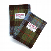 Harris Tweed Kindle Voyage sleeve in MacLeod tartan , handmade in Scotland