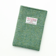 Harris Tweed iPad mini 4 padded sleeve in green