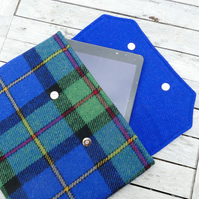 Microsoft Surface Pro cover in Hunting MacLeod tartan