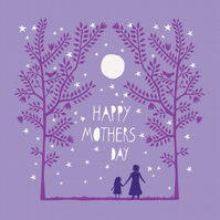 'Happy Mothers Day' -Square card