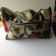 Tote flower bag