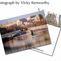 Paris ACEO Print Photography by VK