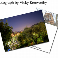 Lake Garda ACEO Print Photography by VK