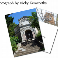 Monument ACEO Print Photography by VK