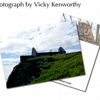 Church ACEO Print Photography by VK