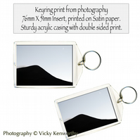 Mountain Keyring Photography by VK