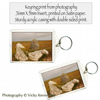 Landscape Keyring Photography by VK