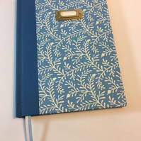 Handmade A5 Lined Notebook